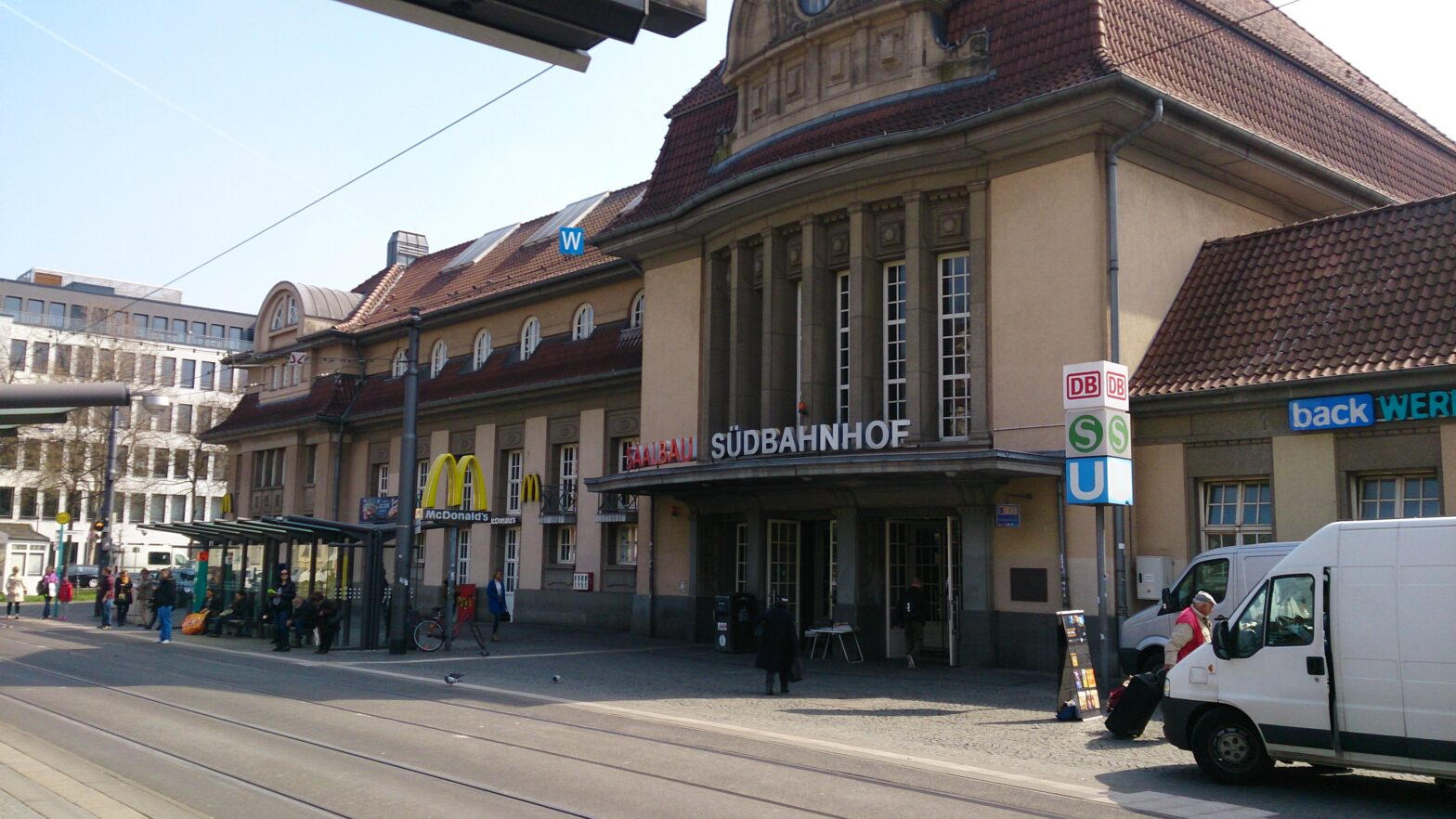 Frankfurt Südbahnhof Adresse